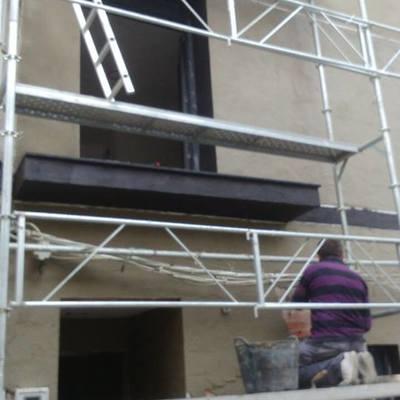 Reforma escalera Edificio