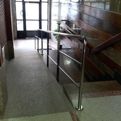 Rampa acceso para discapacitados
