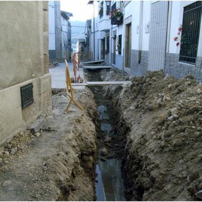 Realización calles