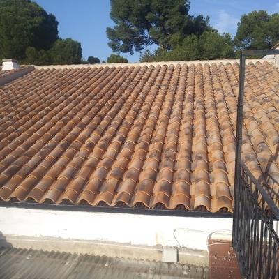 Realizacion de tejado