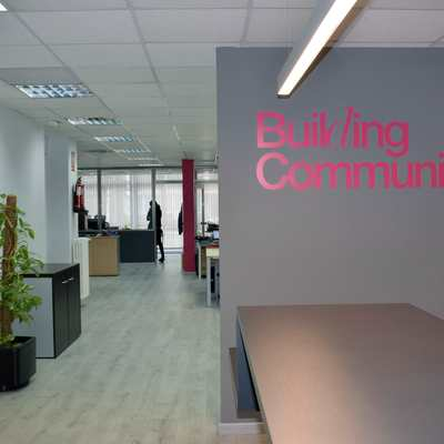 Reforma integral de oficinas en Barcelona