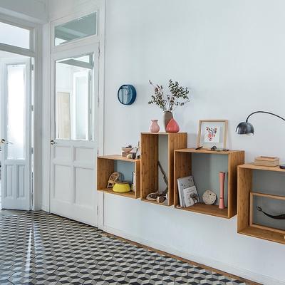 10 recibidores que unen estilo y funcionalidad
