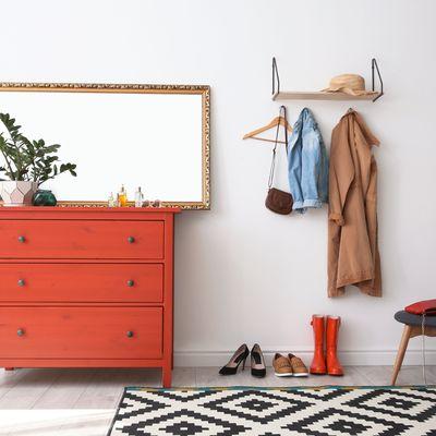 Errores que debes evitar decorando tu hall