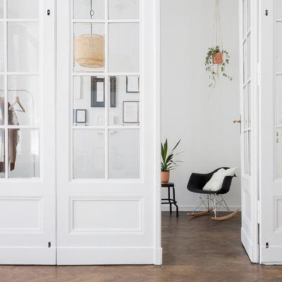 7 recibidores frescos para recibir al verano