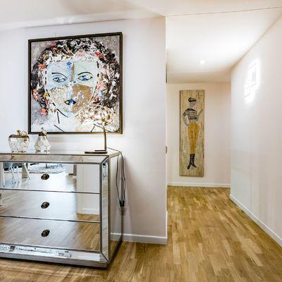 ¿Qué tipo de pintura y color necesita cada estancia?