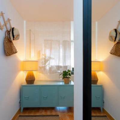 Home staging: un espacio que invita a entrar a vivir