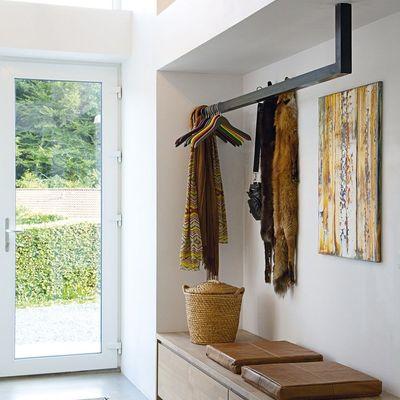 9 ideas para aprovechar un recibidor pequeño