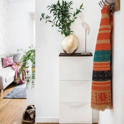 45 metros cuadrados convertidos en una vivienda cómoda y con encanto
