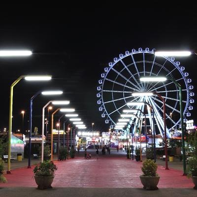 Recinto ferial de Zaragoza