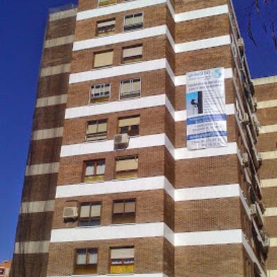 Rehabilitación de fachada en paseo Pireo, 2 de Fuenlabrada