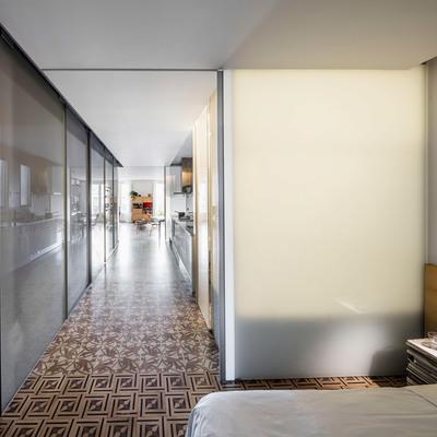 Collage Apartment: Una casa ecléctica y con historia