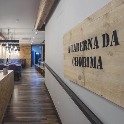 "Reforma ""A Taberna da Chorima"""