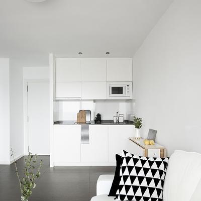 Reforma de un apartamento de 40 m2 y de estilo nórdico