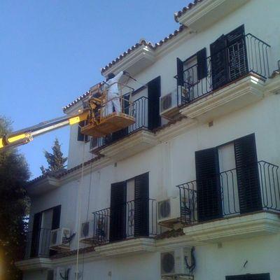 Reforma Apartamentos Costa Trafalgar