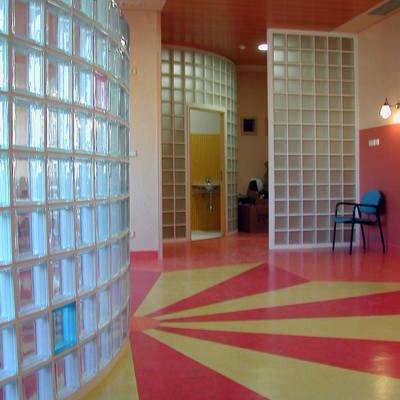 Reforma Área de Oncologia Hospital San Rafael, Madrid