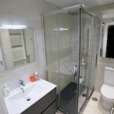 Reforma integral de una vivienda en Chamartín
