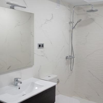 Reforma baño en Txurdinaga