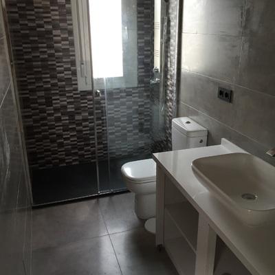 Reforma baño completo