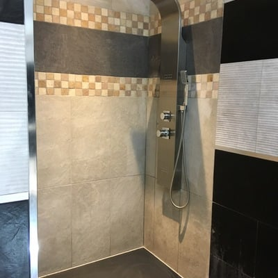 Reforma baño ducha
