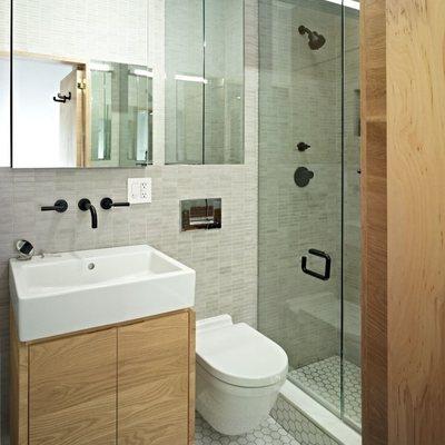 Reforma baño principal