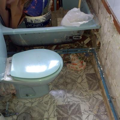 reforma baños / cocina