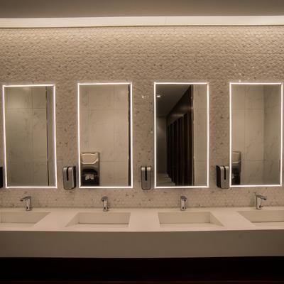 Reforma de baños en el centro comercial Moraleja Green