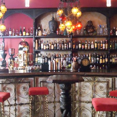 Reforma bar de copas 8