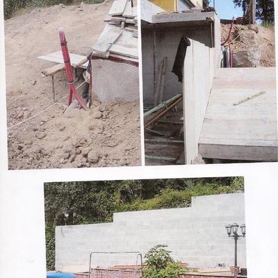 Reforma, Construcció De Porxada,  Piscina, Annexes I Ajardinament