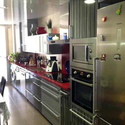 Cocina C/ Llefia