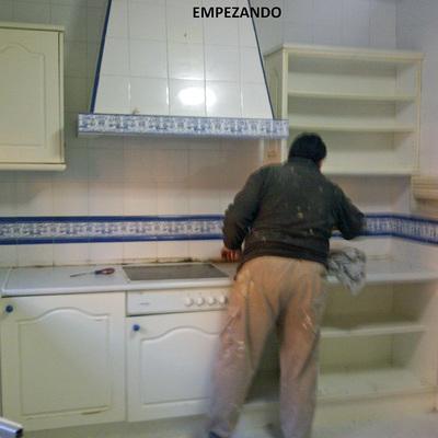 Reforma Integral de cocina en Almensilla.