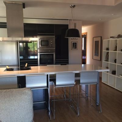 Reforma Cocina-Salon