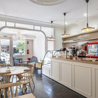 Reforma comercial - bakery magnolias en a coruña