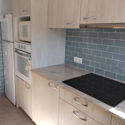 Reforma apartamento pequeño