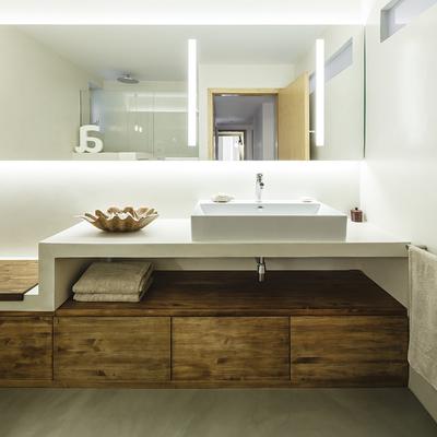 Reforma de una vivienda en la Villa Olímpica de Barcelona