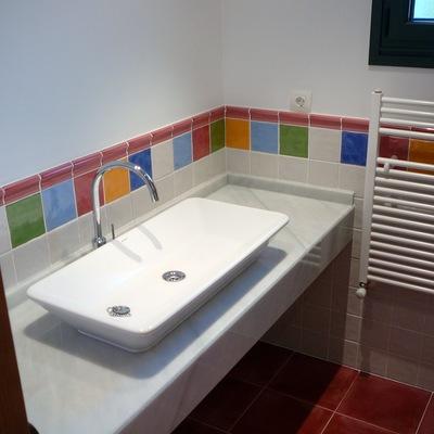 reformas de baños,cocinas,pisos,modernos y rusticos...