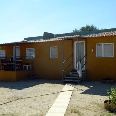 Reforma de casa de campo prefabricada