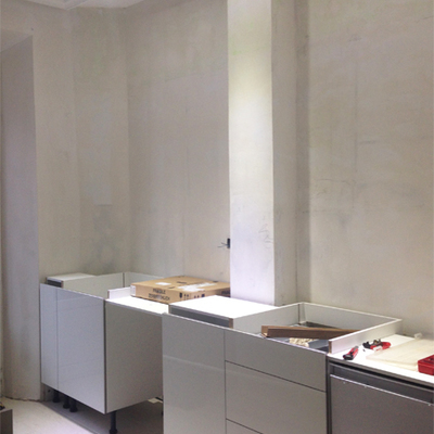 Reforma de cocina en C/ General Santocildes, Burgos