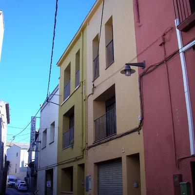 Reforma de Dos edificios