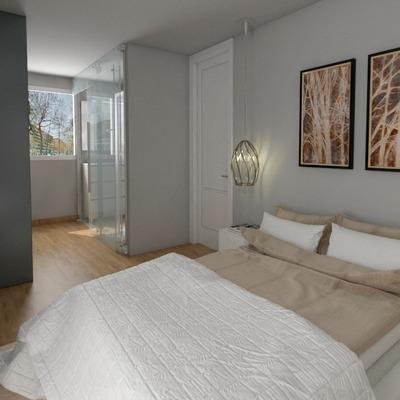 Reforma integral de dormitorio en Barcelona