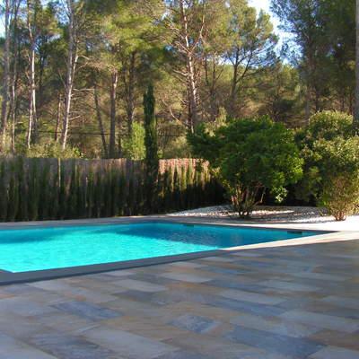 reforma de la piscina y terraza