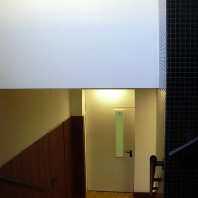 Núcleos De Comunicación Vertical En Edificio Público Madrid