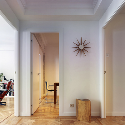 La increíble reforma de un piso de los años 50