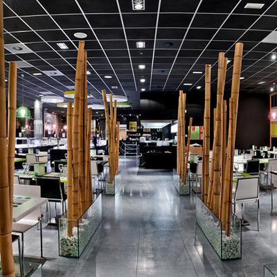 Reforma De Local En Madrid. Restaurante Wok Shanghai