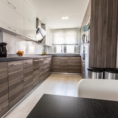 Reforma de una cocina por Vivienda Sana