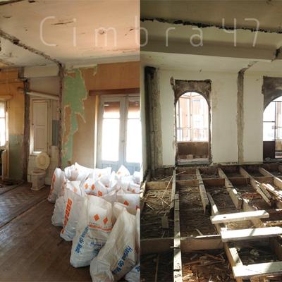 Reforma completa de vivienda en Burgos