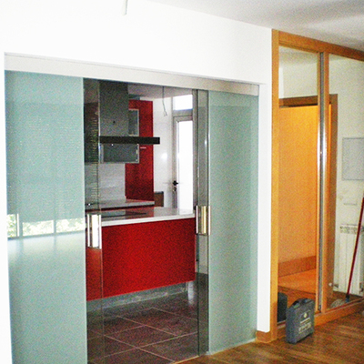 Reforma de piso moderno en León