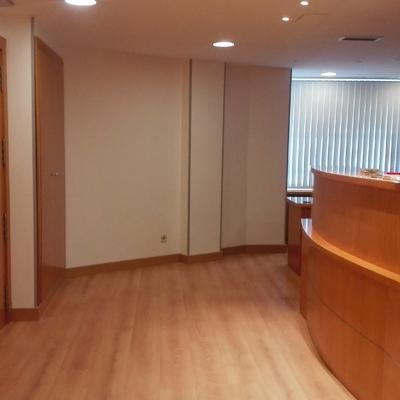 Reforma despacho en centro de Palma