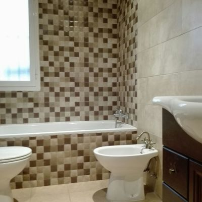 reforma baño en Alcalá