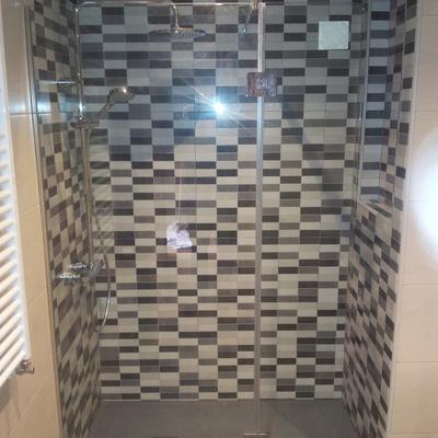 Reforma de un  cuarto de baño en Badajoz