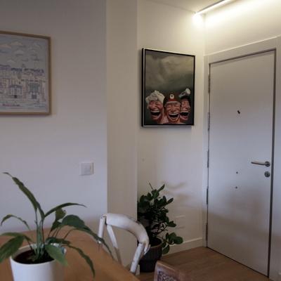 Reforma integral de una vivienda de 60m2